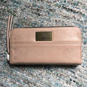 JUICY COUTURE ROSE GOLD WALLET